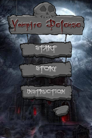 Screenshot Vampire Defense