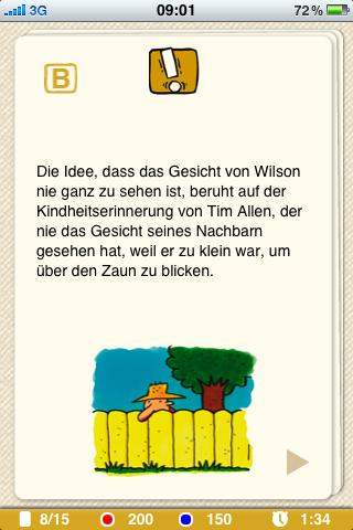 Screenshot Pocket Quiz: Kultserien