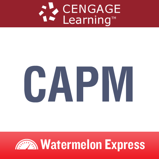 capm in depth certified associate in
