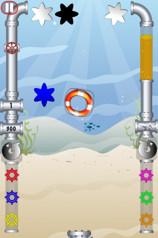 Screenshot GeoGeo – The Game of Geometric Gems!