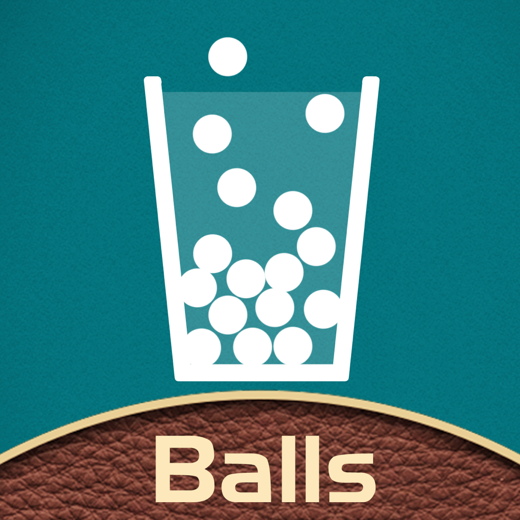 Amusing Fall Balls - Fill the Color Cups