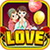 Amazing Heart of Fire Casino Slots - Love Craze Roulette, Win Big Blackjack & V-Day Slot Machine Pro