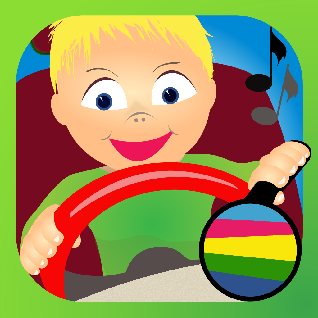 Kids Toy Car Game Simulator